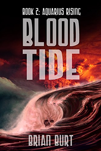 Blood Tide by [Burt, Brian]