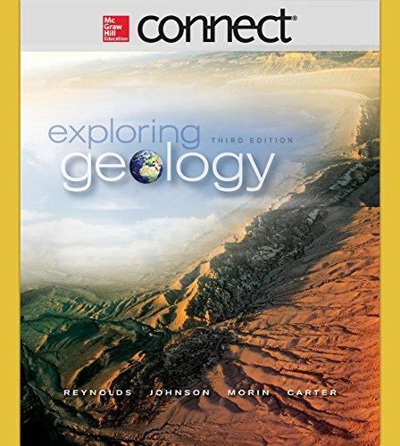 LSC  (PURDUE UNIV WEST LAFAYETTE) EAS 111:   Connect Plus Online Access 1 Semester for Exploring Geology, Purdue -  McGraw-Hill Higher Education