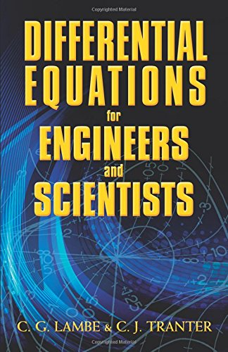 Differential Equations for Engineers and Scientists (Dover Books on Mathematics)