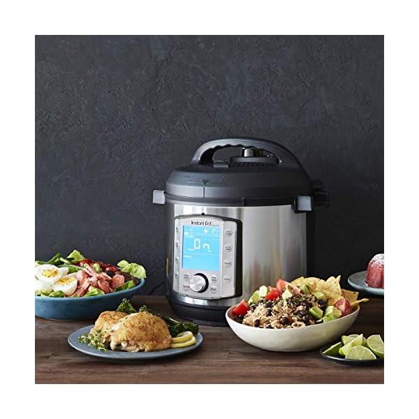 Instant Pot 6QT Duo Evo Plus Electric Pressure Cooker, 6 quart (Renewed) 2