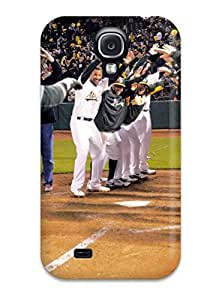 Nicholas D. Meriwether's Shop Best 1831045K174466116 oakland athletics MLB Sports & Colleges best Samsung Galaxy S4 cases