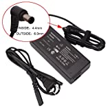 Electronic Shop AC Adapter Power Supply Battery Charger with Power Adapter Cord for, Sony VAIO PCG-3B1L PCG-3B2L PCG-3B3L PCG-3E2L, Sony VAIO PCG-3C1M 3A1M/3C1M/5316 PCG-6G4L PCG-5K2L, Sony VAIO PCG-3E3L PCG-5J4M PCG-6G1M PCG-9Y1M, Sony VAIO PCG-5R1L PCG-5R2L PCG-6111L PCG-61611L, Sony VAIO PCG-6112L PCG-6113L PCG-6114L PCG-61511L, Sony VAIO PCG-6R1L PCG-6R2L PCG-6R3L PCG-7141L, Sony VAIO PCG-71312L PCG-71313L PCG-71314L PCG-7A1L, Sony VAIO PCG-7131L PCG-7132L PCG-7133L PCG-7A2L