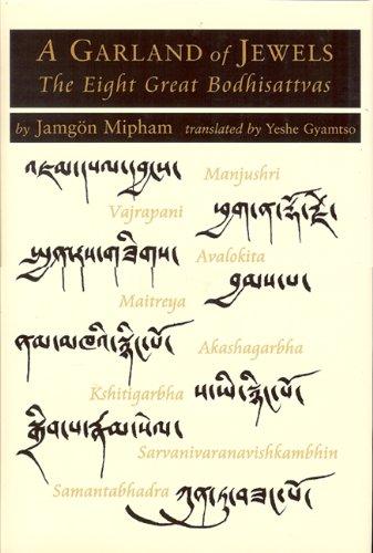 Download Garland of Jewels: The Eight Great Bodhisattvas PDF