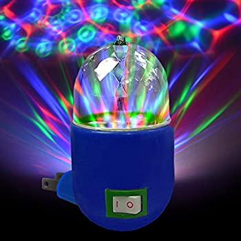 Led Disco Party Night Light Ships From Usa Led Rgb