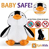Stuffed Penguin - Plush Animal That's Suitable For Babies and Children - 5 Inch Tall - By EpicKids