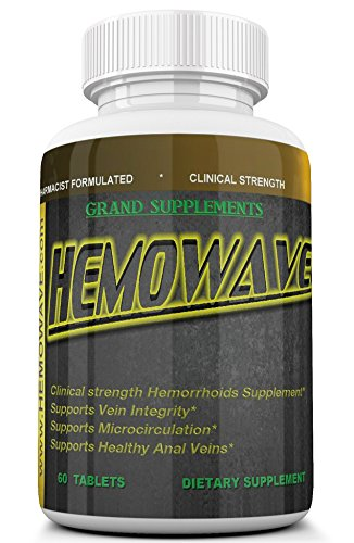 HEMOWAVE Approach Hemorrhoid Problems Swelling product image