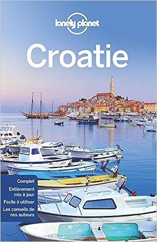 Carte Croatie Lonely Planet.Croatie 7e Edition Anja Mutic 9782816148251 Amazon Com