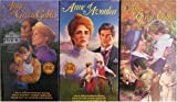 6 VHS Collection of Anne of Green Gables: Anne of Green Gables, Anne of Avonlea, and Anne of Green Gables - The Continuing Story