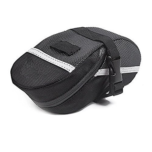 - yyan Bicycle Waterproof Saddle Bag Bike Storage Seat Outdoor Cycling Tail Rear Pouch