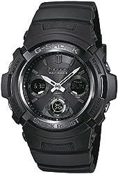Watch Casio G-shock Awg-m100b-1aer Men´s Black