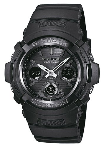 Casio G-shock Men´s AWG-M100B-1AER Watch Black