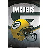 "Trends International Green Bay Packers Helmet Wall Poster 22.375"" x 34"""