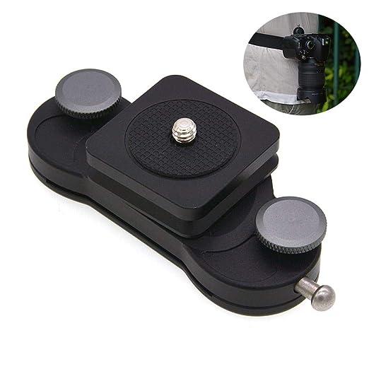 FOONEE - Hebilla de cintura para cámara réflex digital, soporte ...