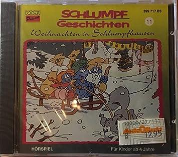 Die Schlümpfe Weihnachtslieder.Schlumpf Geschichten Folge 11 Weihnachten In Schlumpfhausen