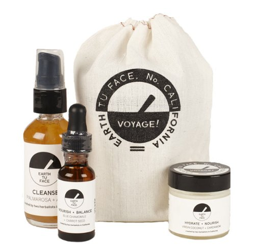 Voyage! Travel Kit , Earth Tu Face