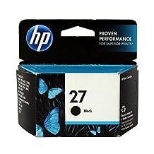 Hp 27 Black Inkjet Cartridge
