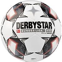 Derbystar Bundesliga Replica Match Soccer Ball, Size 5,...