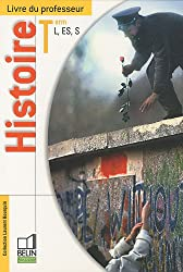 Histoire terminale : Livre du professeur