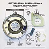 285785 Washer Clutch Kit For Whirlpool Kenmore Sears Roper Estate Kitchenaid