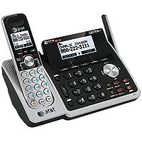 TL88102 Cordless Digital Answering System, Base and Handset