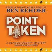 Point Taken: Blanco County Mysteries, Book 10 | Ben Rehder