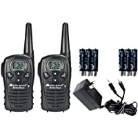 Midland 18-Mile Gmrs Radio Pair Value Pack With Charger & Rechargeable Batteries Product Category: Frs/Gmrs Radios & Accessories/Frs/Gmrs 2-Way Radios