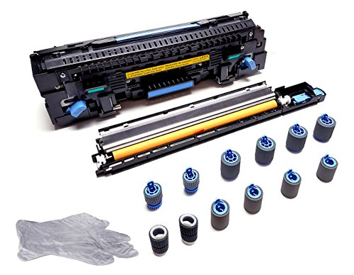 Altru Print C2H67A-DLX-AP (C2H67-67901) Deluxe Maintenance Kit for HP Laserjet Enterprise M806 M830 (110V) with RM1-9712 (C2H67-69001, CF367-67905) Fuser, Transfer Roller Assembly & Tray 2-5 Rollers