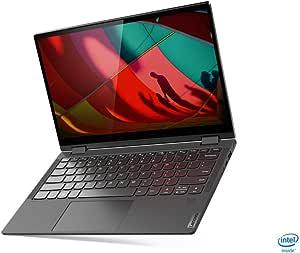 Lenovo Yoga C640 2-in-1 Laptop, Intel Core i7-10510U, 13.3 Inch FHD, 512GB SSD, 16GB RAM, Integrated Intel UHD Graphics, Win10, Eng-Ara KB, Iron Grey [Active Pen included] - [81UE0041AX]