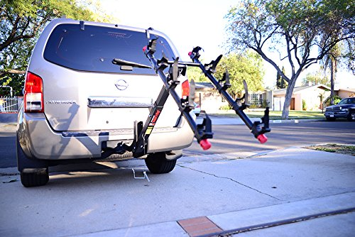 Allen Sports Deluxe 5-Bike Hitch Mount Rack with 2-Inch Receiver by Allen Sports (Image #6)