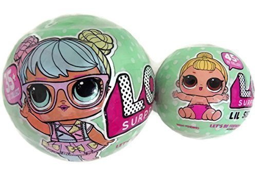 Lol Surprise Doll Series 2 Bundle Of Lets Be Friends  And Her Lil Sister