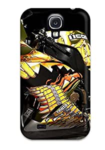 Pretty SdUlvqP3683ixmqw Galaxy S4 Case Cover/ Motorcycles High Performance Racing Cool Series High Quality Case