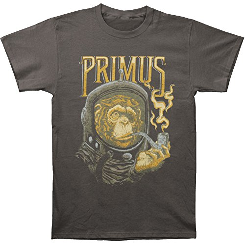 Primus Men's Astro Monkey T-shirt Charcoal