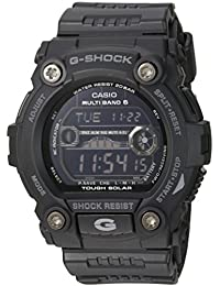 Men's GW7900B-1 G-Shock Black Solar Sport Watch