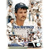 Don Mattingly Yankees Career Collage 8x10 Photo