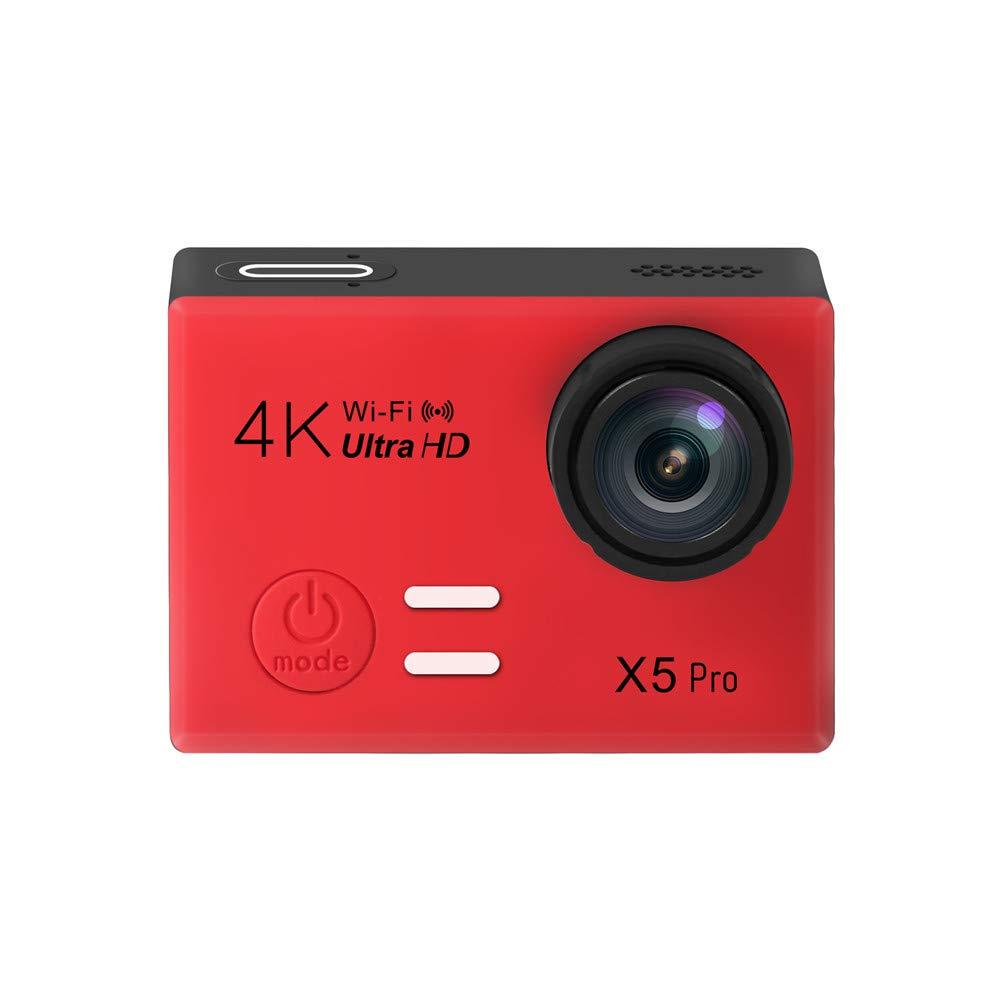 Ergou Action Camera 4K Sport Kamera Wasserdichte Wifi-Fernbedienung Mini Portable Outdoor-taucherkamera