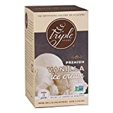 Triple Scoop Ice Cream Mix, Premium