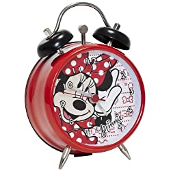 Joy Toy - Disney Alarm Clock Minnie Oh My!