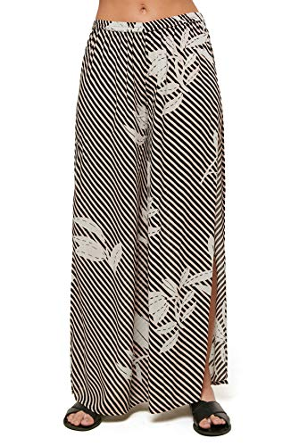- O'Neill Women's Casual Beach Cover Up Pant (Vanilla, S)