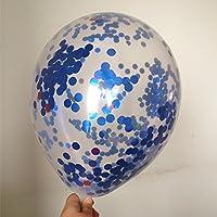 Adriel Supply 20 Piece Confetti Balloons