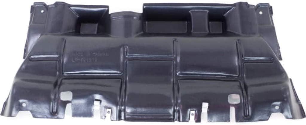 FO1228133 For Ford E-350 // E-450 Super Duty Front Engine Splash Shield 2008 2009 2010 Under Cover//Air Deflector 8C2Z19E667B