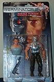 Terminator 2 Battle Damage Blow Open Chest Action Figure