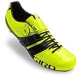 Giro Factor Techlace Cycling Shoes - Men's Highlight Yellow/Black 46
