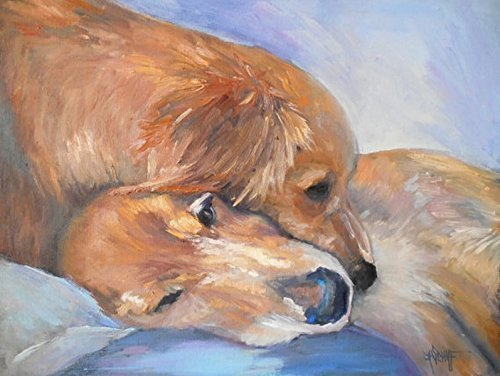 giclee-print-on-canvas-golden-retriever-oil-painting-pet-portrail-choose-your-size-ready-to-hang