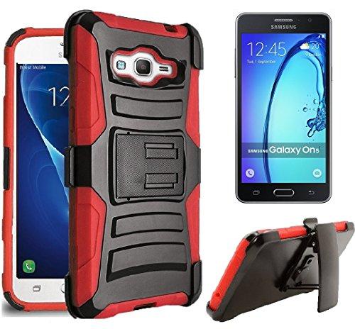 SGP For Samsung Galaxy On5 G550 SM-G550 Armor Case [Slick...