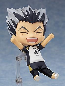 Nendoroid Haikyu! Figure Good Smile Company Bokuto Kotaro School Uniform ver
