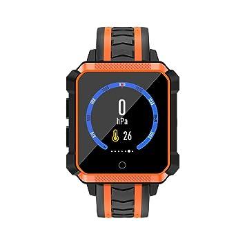 HHJEKLL Pulsera Inteligente 4G LTE Bluetooth Smartwatch GPS ...