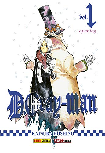 Amazon.com.br eBooks Kindle: D.Gray-Man - vol. 1, Hoshino, Katsura