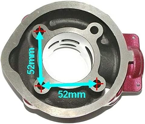 UNTIMERO 90cc Racing Cilindro Culata PIST/ÓN 49mm Kit para MOTORHISPANIA RX50 AM6