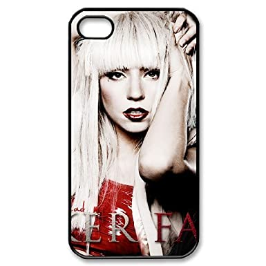 watch ae30f 89330 D-PAFD Lady Gaga Phone Case for iPhone 4/4S: Amazon.co.uk: Electronics