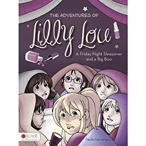 The Adventures of Lilly Lou: A Friday Night Sleepover and a Big Boo Audiobook